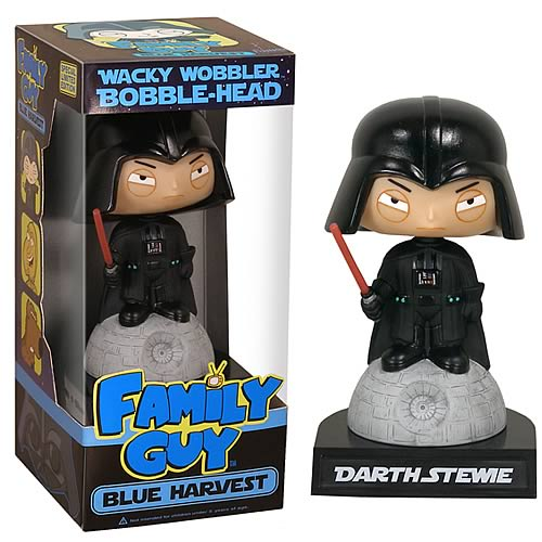 Star Wars Family Guy Darth Stewie Bobble Head