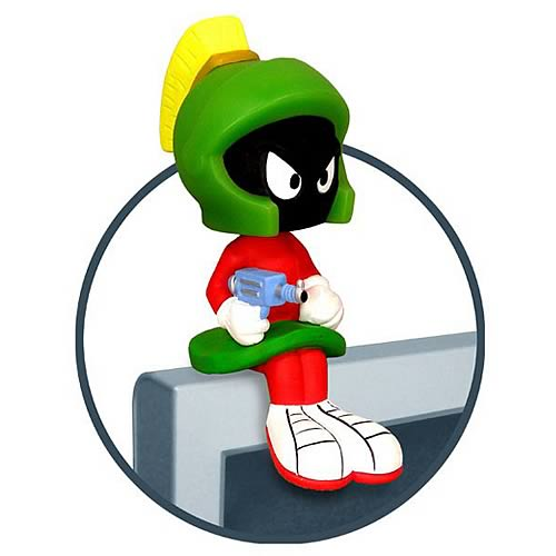Marvin the Martian Computer Sitter Bobble Head