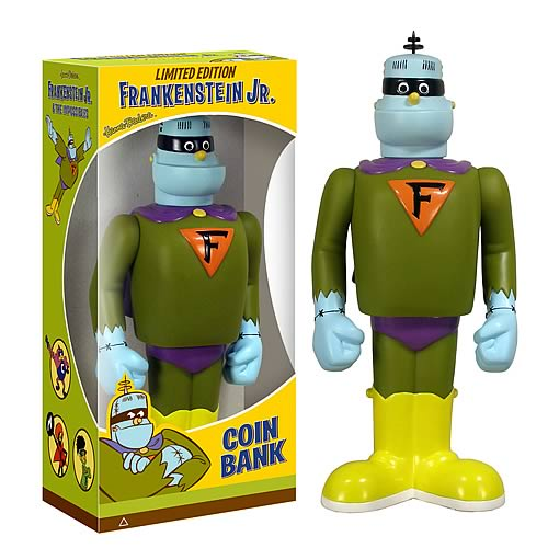 Frankenstein Jr. Bank