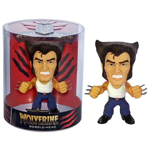 X-Men Origins: Wolverine Movie Funko Force Bobble Head