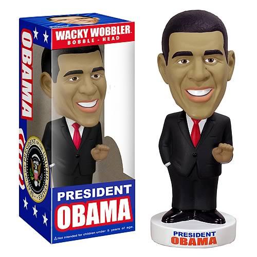 President Barack Obama Bobble Head