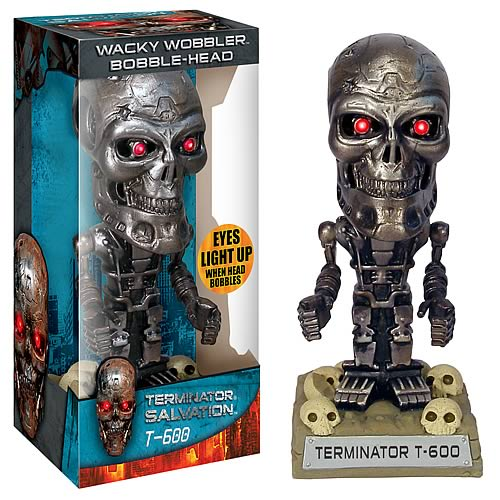 Terminator Salvation Bobble Head