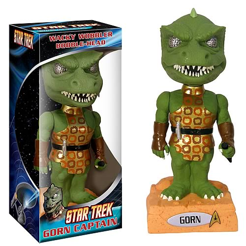 Star Trek Gorn Bobble Head