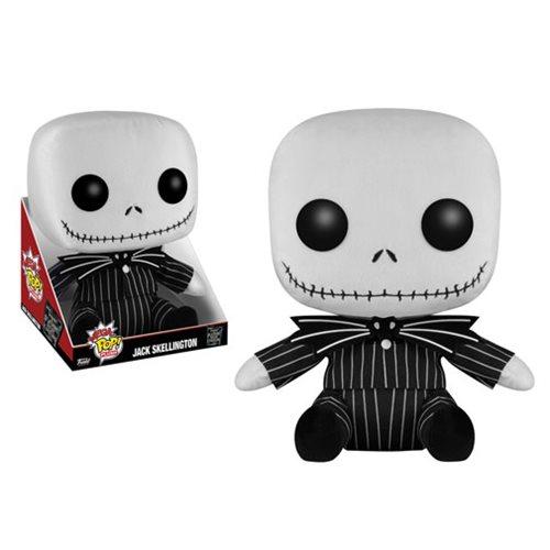 Nightmare Before Christmas Jack Mega Pop! Plush Figure