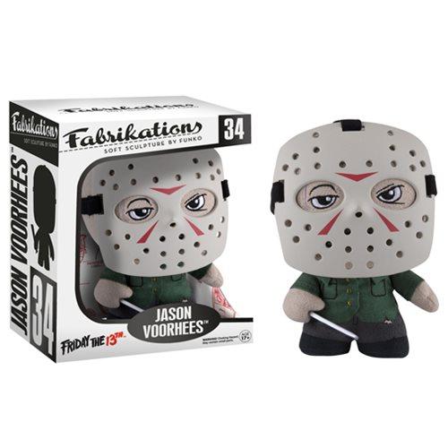 Friday the 13th Jason Fabrikations Plush Figure