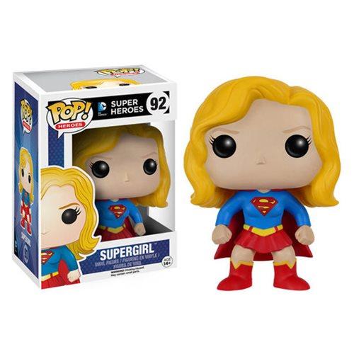 Pop Toys For Girls : Supergirl pop vinyl figure funko