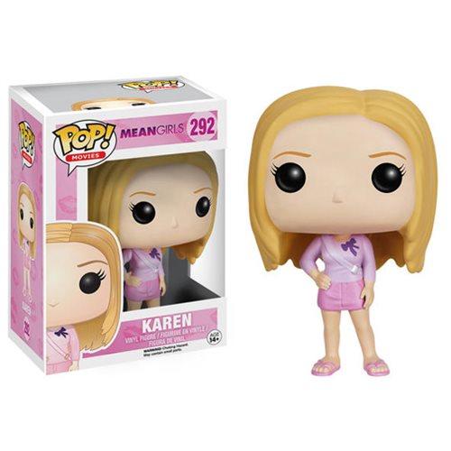 Pop Toys For Girls : Mean girls karen pop vinyl figure funko