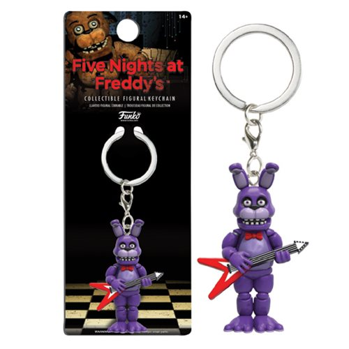 Home funko five nights at freddys key chains five nights at freddy s