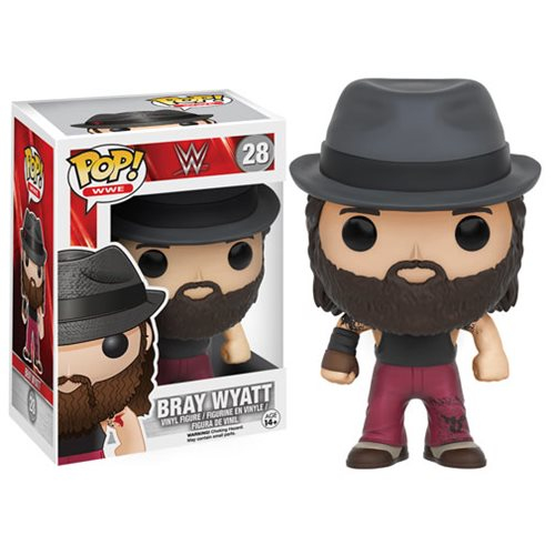 WWE Bray Wyatt Pop! Vinyl Figure