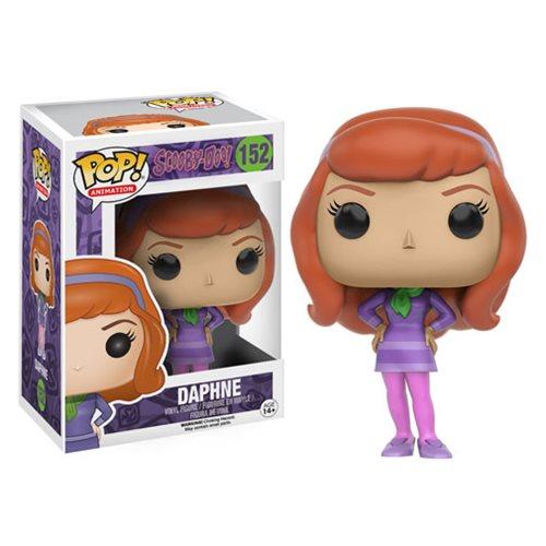 Scooby-Doo Daphne Pop! Vinyl Figure