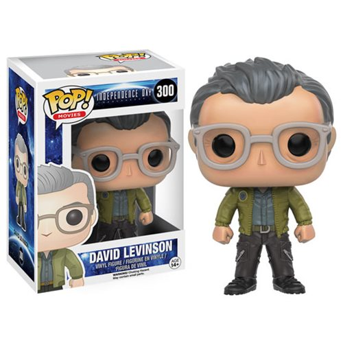 Independence Day: 2 David Levinson Pop! Vinyl Figure