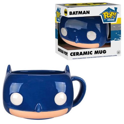 Batman Pop! Home 12 oz. Mug