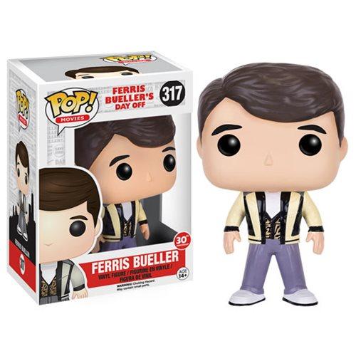 Ferris Bueller's Day Off Ferris Bueller Pop! Vinyl Figure