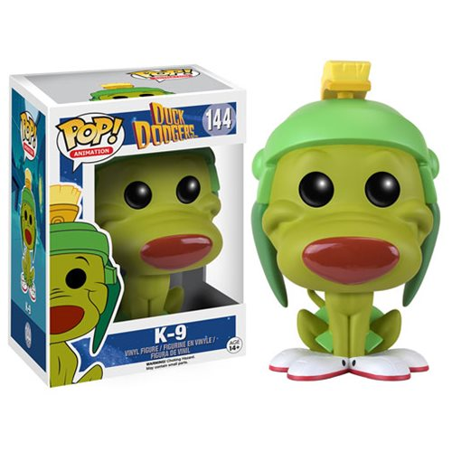Duck Dodgers K 9 Pop Vinyl Figure Funko Looney Tunes