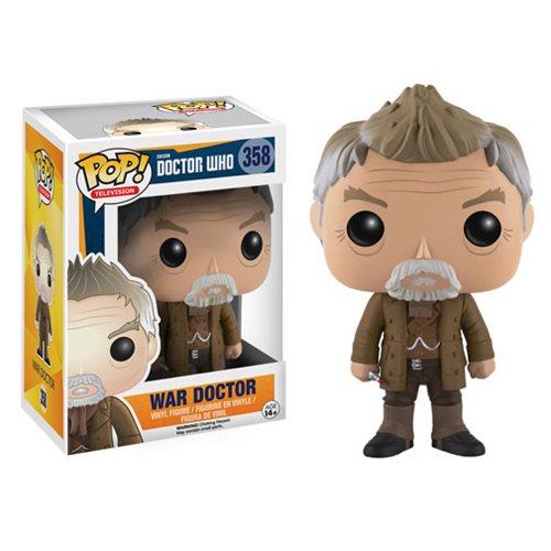 Doctor Who War Doctor Pop! Vinyl Figure