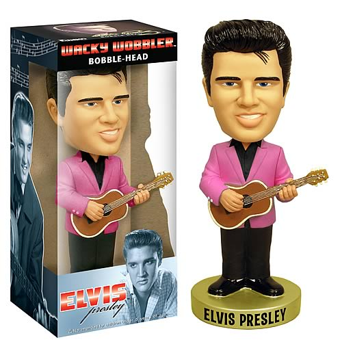 Elvis Presley 1950s Bobble Head