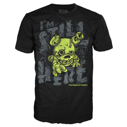Five Nights at Freddy's Springtrap Still Here Youth T-Shirt
