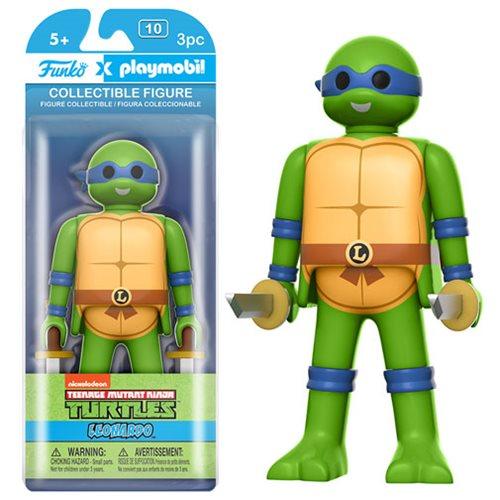 Teenage Mutant Ninja Turtles Leonardo Playmobil Figure