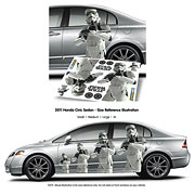 Star Wars Stormtrooper FanWraps Car Decal