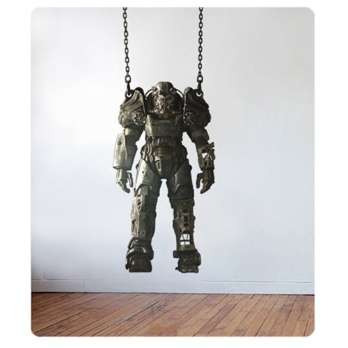 Fallout 4 t60 power armor wall wrap fanwraps fallout for Fallout 4 mural