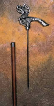 Sword Cane of Dracula