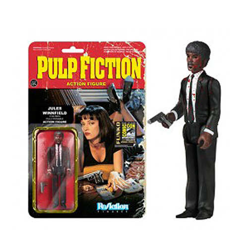 SDCC Exclusive Pulp Fiction Blood Jules Winfield Figure