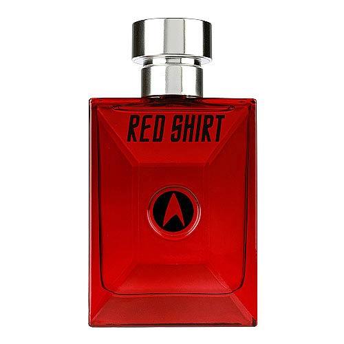 Star Trek Red Shirt Cologne