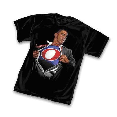 Barack Obama Time For a Change T-Shirt