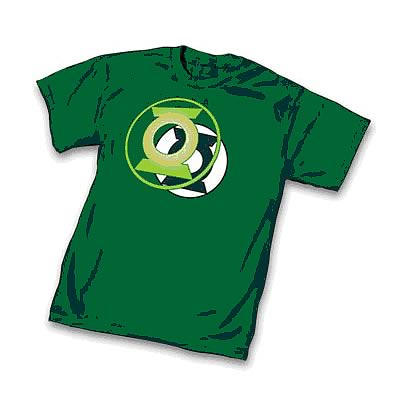 Green Lantern Power Symbol T-Shirt