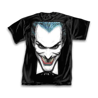 Batman Alex Ross Joker T-Shirt