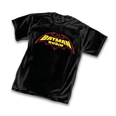 Batman and Robin Logo T-Shirt