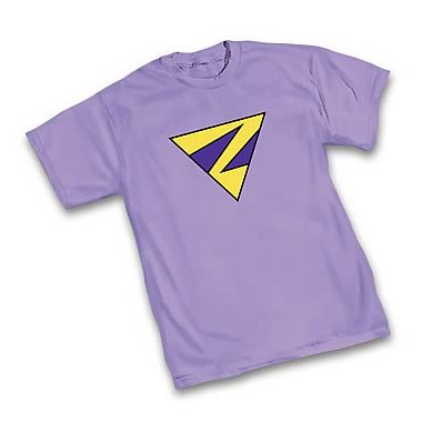 Wonder Twins Zan Symbol T-Shirt