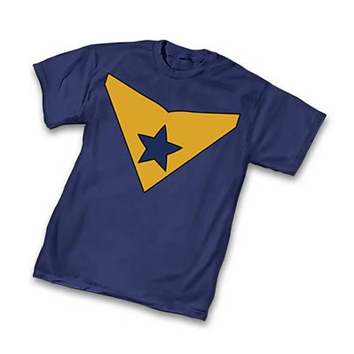 Booster Gold Symbol T-Shirt