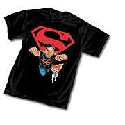 DC Universe Superboy and Krypto T-Shirt