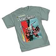 E.C. Comics Weird Science-Fantasy T-Shirt