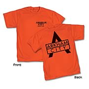 Batman Arkham City Staff T-Shirt