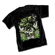 Swamp Thing Yannick Paquette T-Shirt