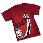 Green Lantern Red Lantern Rage Ed Benes T-Shirt