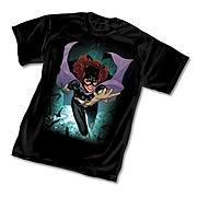Batman Batgirl Adam Hughes T-Shirt