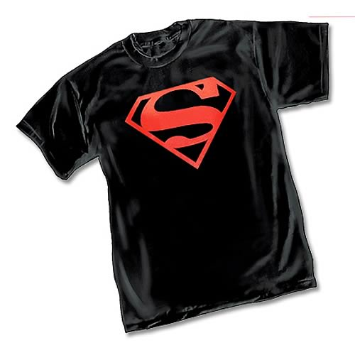 Superman Superboy Symbol T-Shirt
