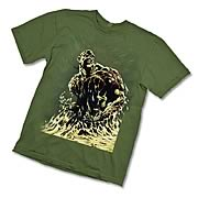 Classic Swamp Thing by Bernie Wrightson T-Shirt