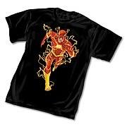 Flash by Francis Manapul T-Shirt