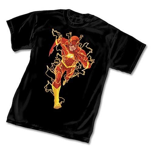 Flash by Francis Manapul T-Shirt