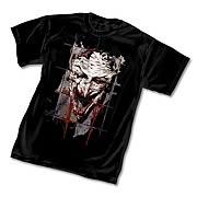 Batman Joker Skinned Tony Daniel T-Shirt