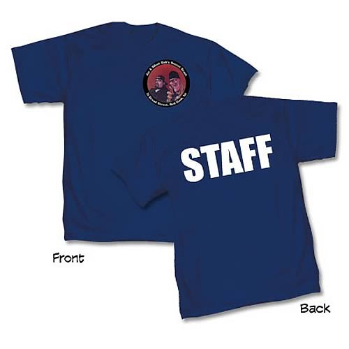 Comic Book Men Secret Stash Staff T-Shirt