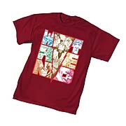 Flash Wanted Francis Manapul T-Shirt