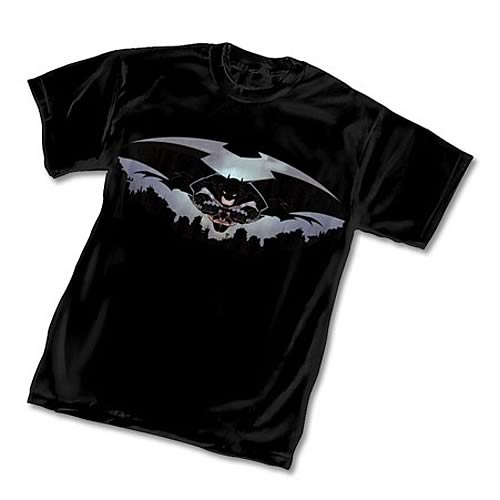 Batman Soar Black T-Shirt