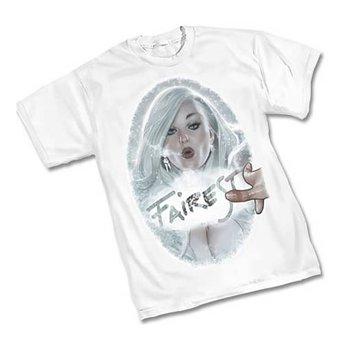 Fables Snow Queen Fairest White T-Shirt
