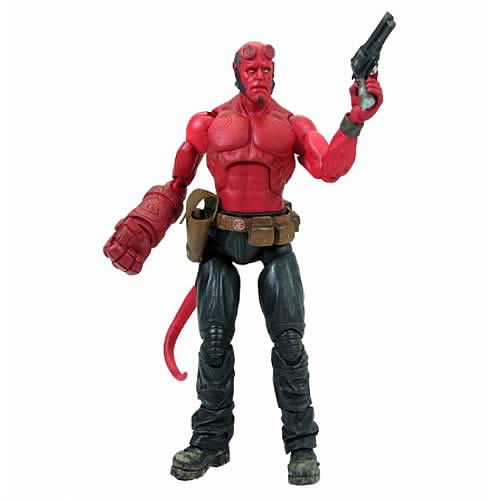 Hellboy Action Figure: Hellboy (Movie) Action Figure
