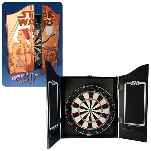Star Wars Dartboard